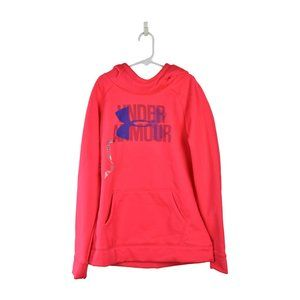 Under Armour Hoodies L Pink